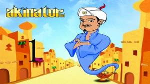 Time Waster - Akinator: The Web Genie'