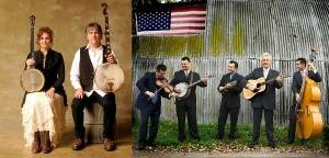 Bela Fleck and Abigail Washburn to play at the Collins Center