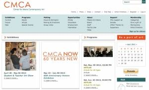 CMCA 2012 Biennial Artists announced