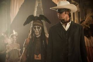 The Lone Ranger' a woeful misfire