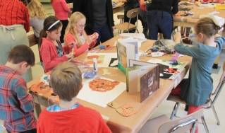CMCA Offers ArtLab ArtCamp for Summer 2016