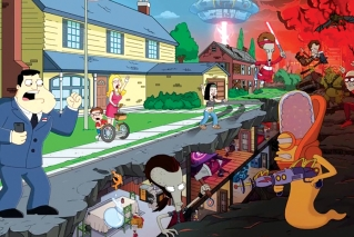 Weekly Time Waster - 'American Dad! Apocalypse Soon'