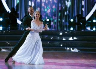 Maureen McCormick talks Dancing with the Stars'