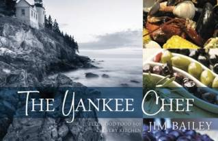 Our Yankee Chef gets published