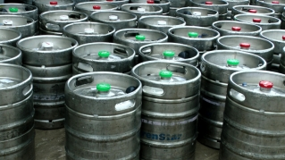 Three Pint Stance - Turn a summer party into a keg party!