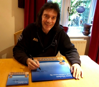 "Ever-prolific guitarist Steve Hackett has released his first acoustic album in more than 12 years. ""Under a Mediterranean Sky"" is inspired by his extensive travels around the Mediterranean with his wife, Jo. ""Because we can't really travel at the moment, I hope the album will take people on that journey,"" Hackett says."