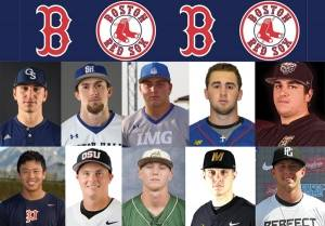 Meet the new guys: A look at the Red Sox' 2017 draft