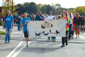 BHS announces changes for 25th Paws on Parade