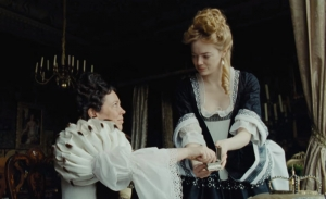 Queen Anne's embrace - 'The Favourite'
