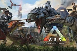 Weekly Time Waster - 'ARK: Survival Evolved'
