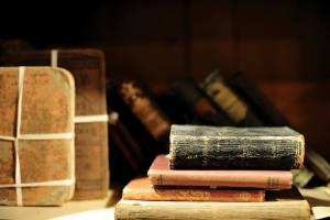 History and mystery – Bangor's secret library