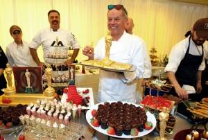 Wolfgang Puck brings Maine to the Oscars