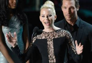The Hunger Games' tops MTV Movie Awards