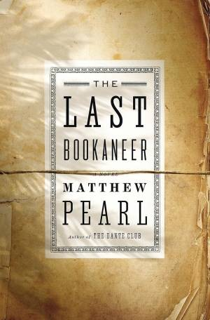 When books were booty - 'The Last Bookaneer'