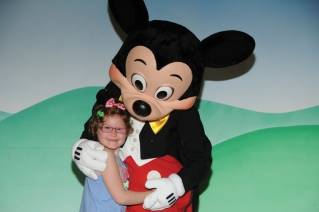 Helping kids' wishes come true