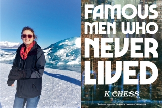 When worlds collide – 'Famous Men Who Never Lived'