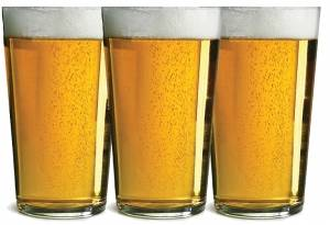 Three Pint Stance - What's in a glass?