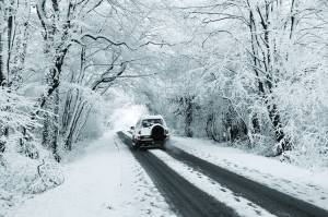 2016 Cold Weather Driving Tips