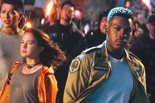'Pacific Rim Uprising' not quite a Jaeger bomb